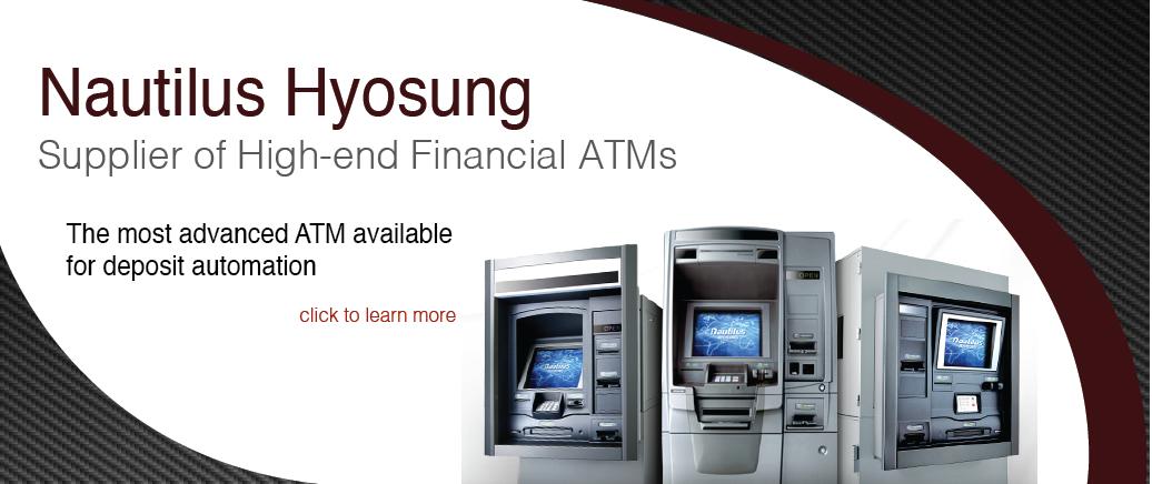Nautilus Hyosung ATM