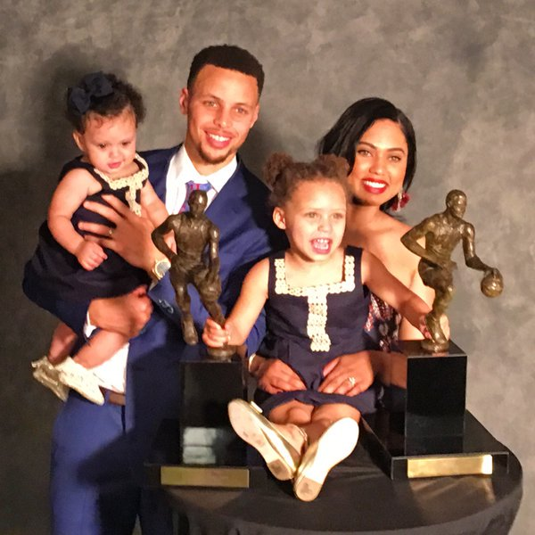 Thank God It's Friday!! This week we'd like to congratulate Stephen Curry for being the first player in NBA history to win the MVP Award unanimously.
