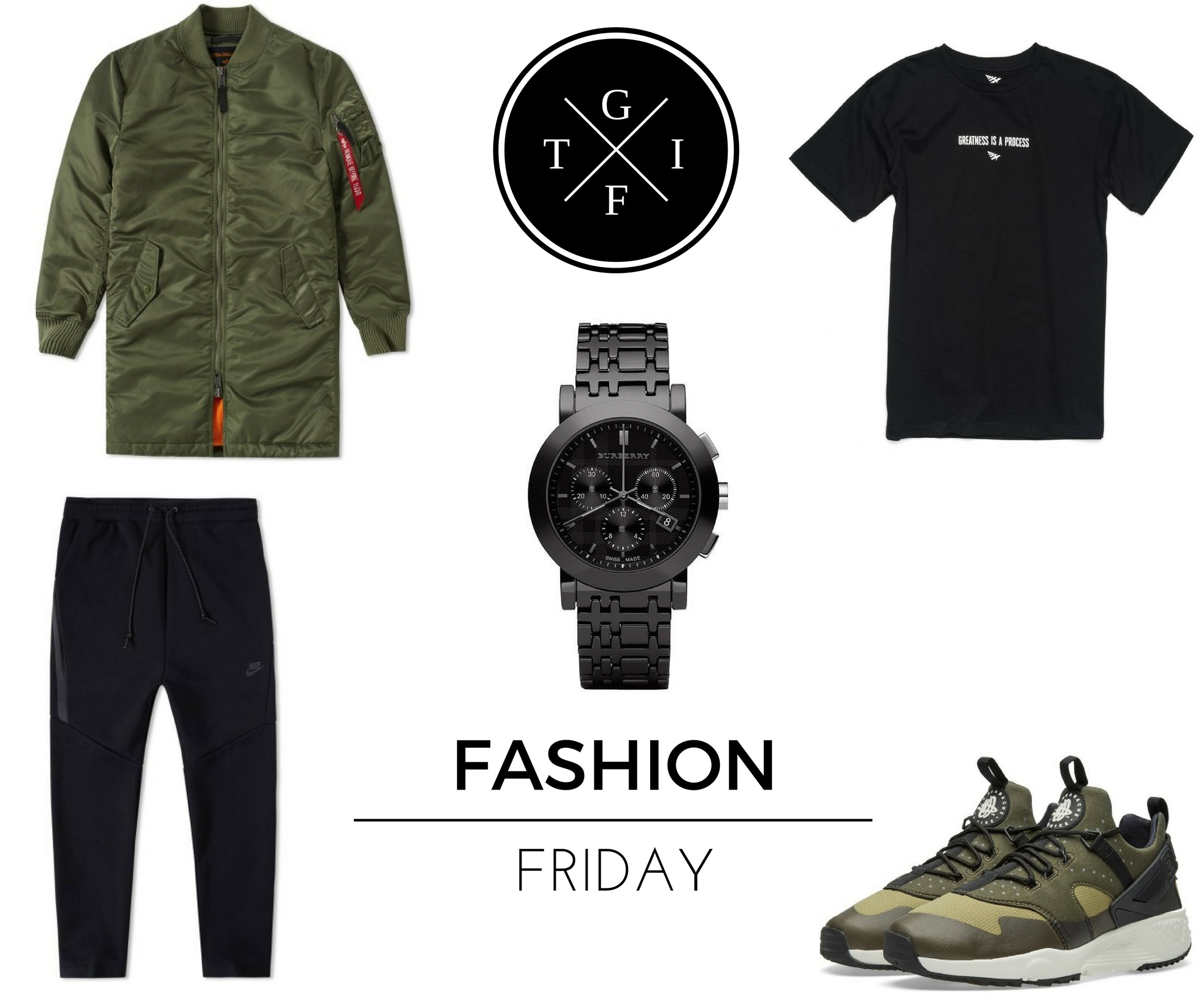 Thank God it's Friday..Fall is here, what's your Fall Collection is looking like?