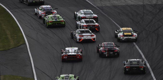 One thing for sure  IMSA Racing  brings big name cars brands like Acura, Audi, Aston Martin, BMW, Cadillac, Ferrari, Ford, Lamborghini, Lexus, Mercedes, Nissan, and Porsche. I'm down to watch these guys go at it...are you?