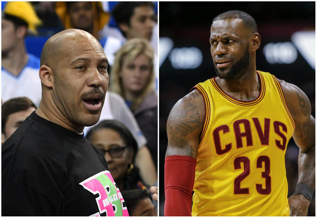 """Ok, here we go with the drama, Dad vs Dad round one. You all heard Lavar Ball made a statement about Lebron son's that it will be harder for them to succeed in sports than his own kids because of the pressure they will have to live up to their dad, Lebron James. I want to hear from you. What do y'all think? was Lavar right to mention Lebron's kids or is Lebron overreacting?   In my opinion, when my son is good enough to play with the big boys I wouldnt want to compare him to another athlete. I want him to be the only """"Milian"""". Mr. Ball might be using his marketing Skillz to promo his kids and all but from one Dad to another just let your kids ball out. Sit back and enjoy their game. Everything will fall into place....   Can we all get alone?"""