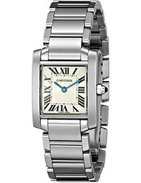 You Can't Never go wrong with a  Cartier Watch.