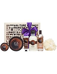 The Body Shop,  Coconut Essential Collection.  Now you have the total package!