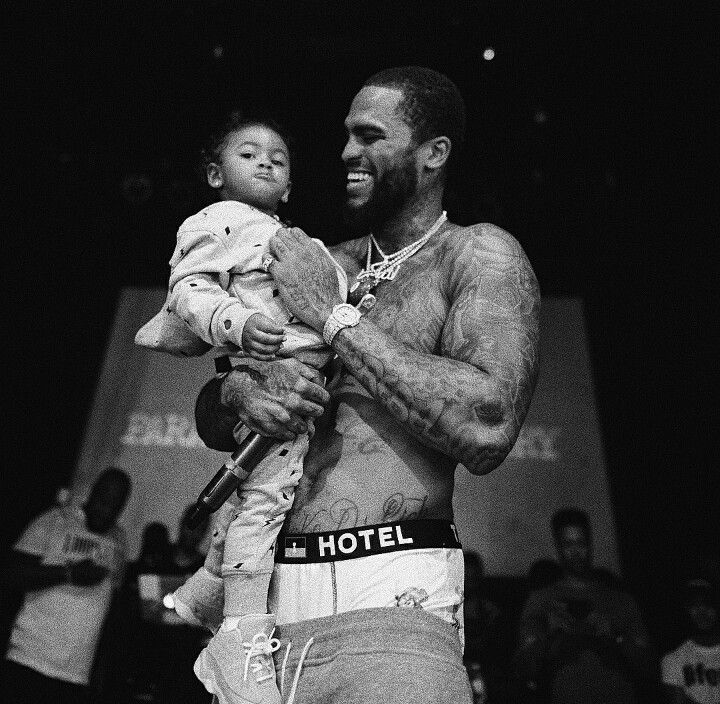 """Dave East is one of todays rappers that embraces Fatherhood to the fullest along with Dj Khaled , Fabulous, Diddy, JayZ and T.I.   Check out Dave East's Latest EP Paranoia - A True Story.  We've been following Dave for a minute. Check out this quote from his interview with  billboard.com with Carl Lamarre  What are you most paranoid about?  """"Just 'cause of how fast my life changes. It changed overnight, but it didn't happen overnight. It kind of flipped quick. I was in the projects one day and then I was gone. Me being a father, I feel like I'm her sole protector more than anybody on Earth. That had me Paranoid. Like I always gotta get back to her. I always gotta be in a position where I'm not jeopardizing no time away from her that I'm not making no money"""" ~Dave East"""