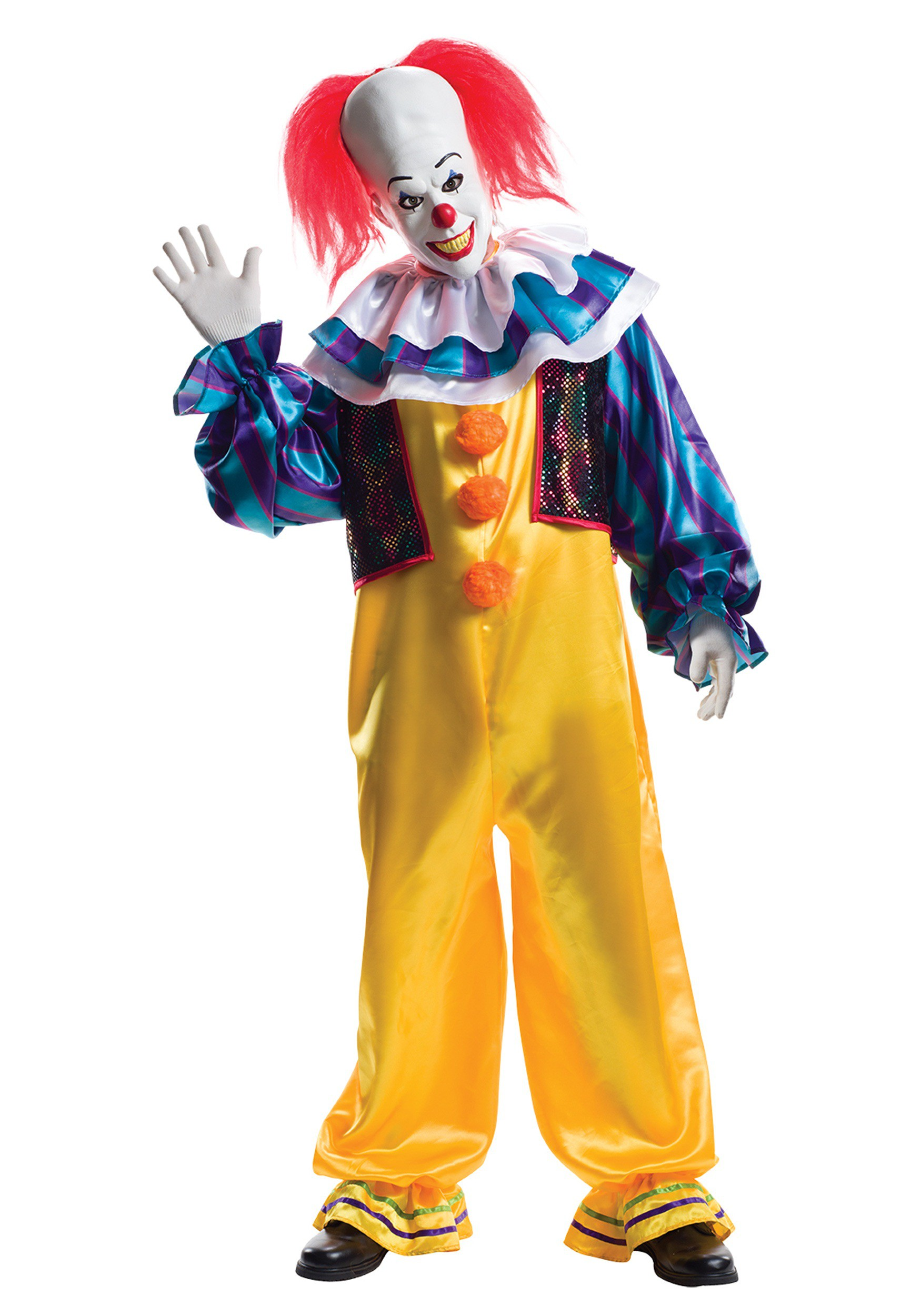 Dad IT The clown. costume