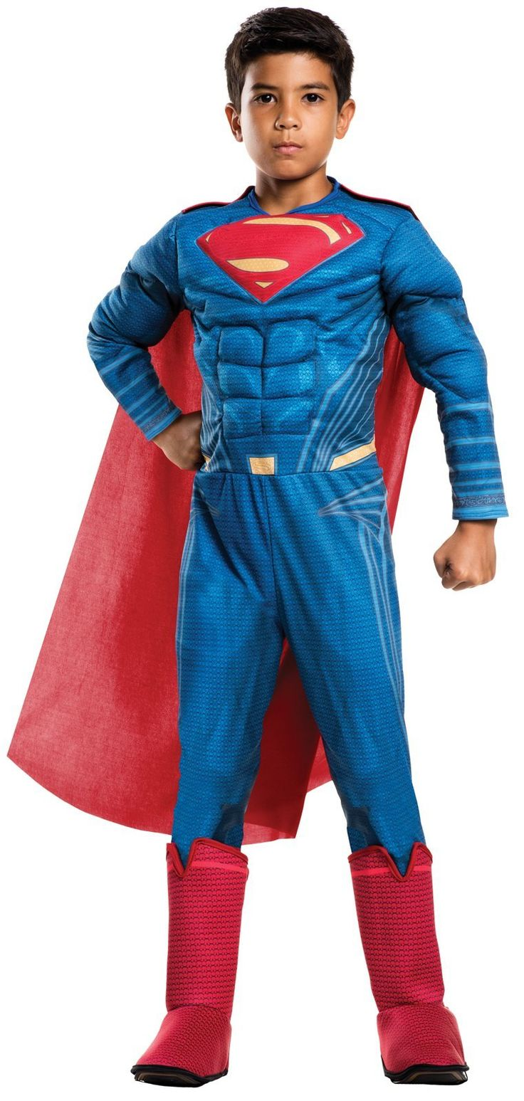 Boys Superman Suit
