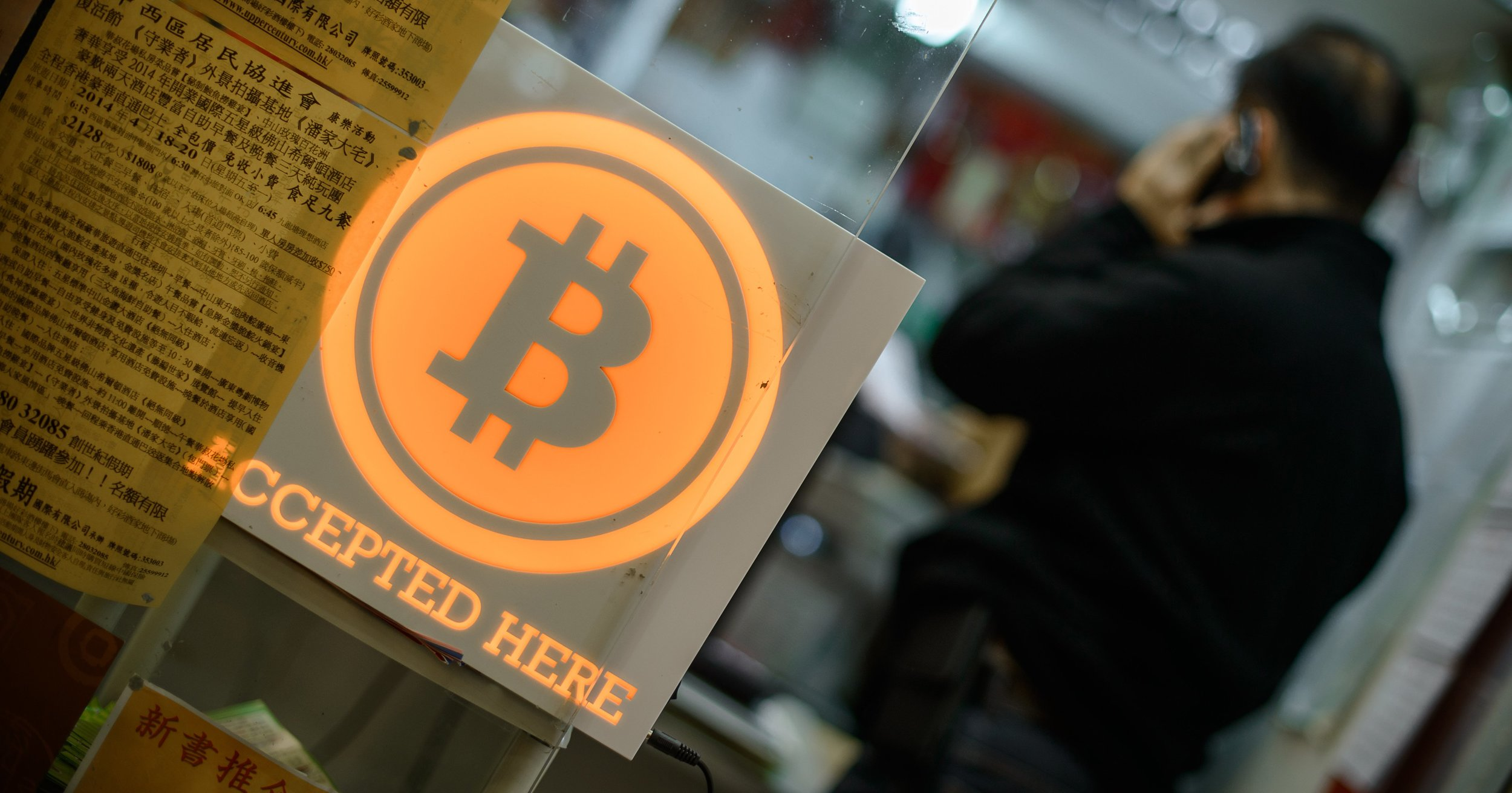 More Businesses are accepting Bitcoin
