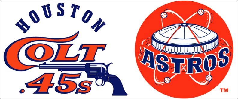 Old logo, new logo