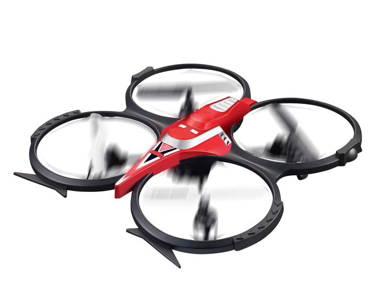 Quadrone XLC Quadcopter Drone with 0.3 Megapixel Camera