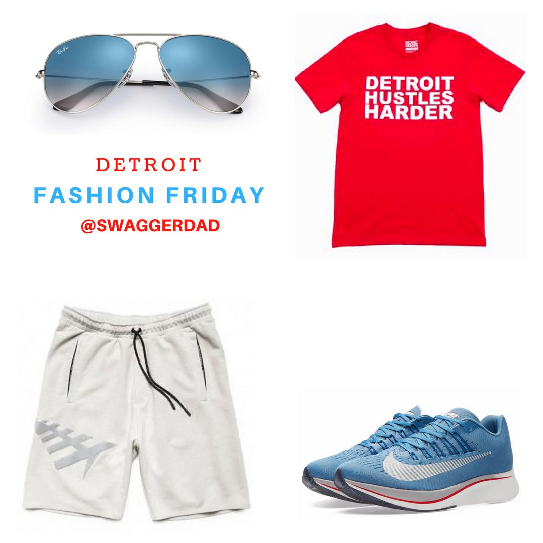 Fashion Friday Detroit Style