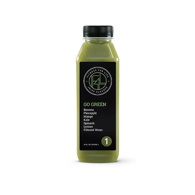 Go Green Juice 1 Day Set