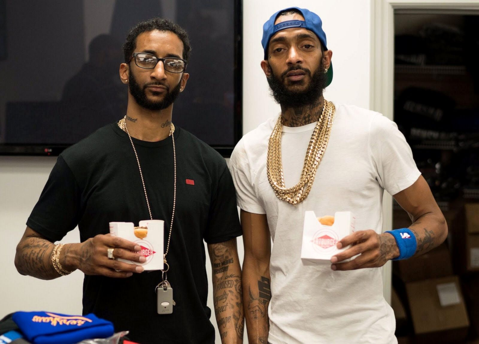 Nipsey and his Brother
