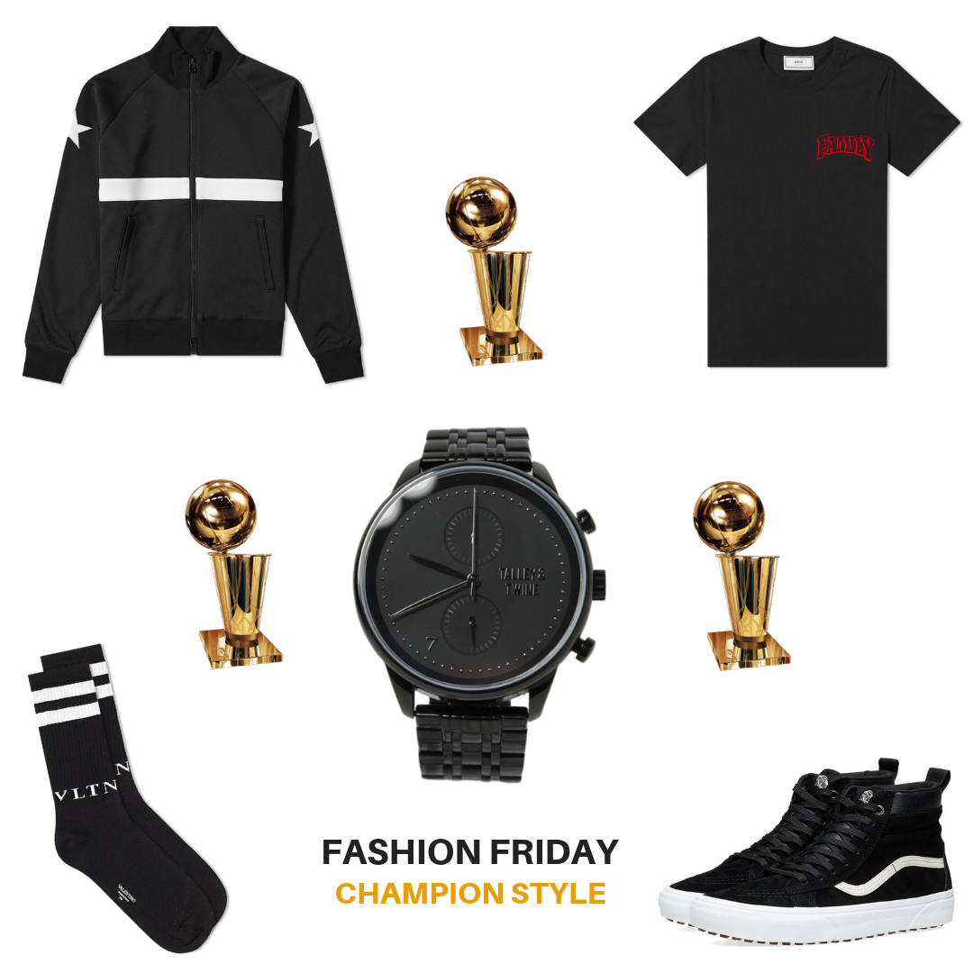 #FashionFriday