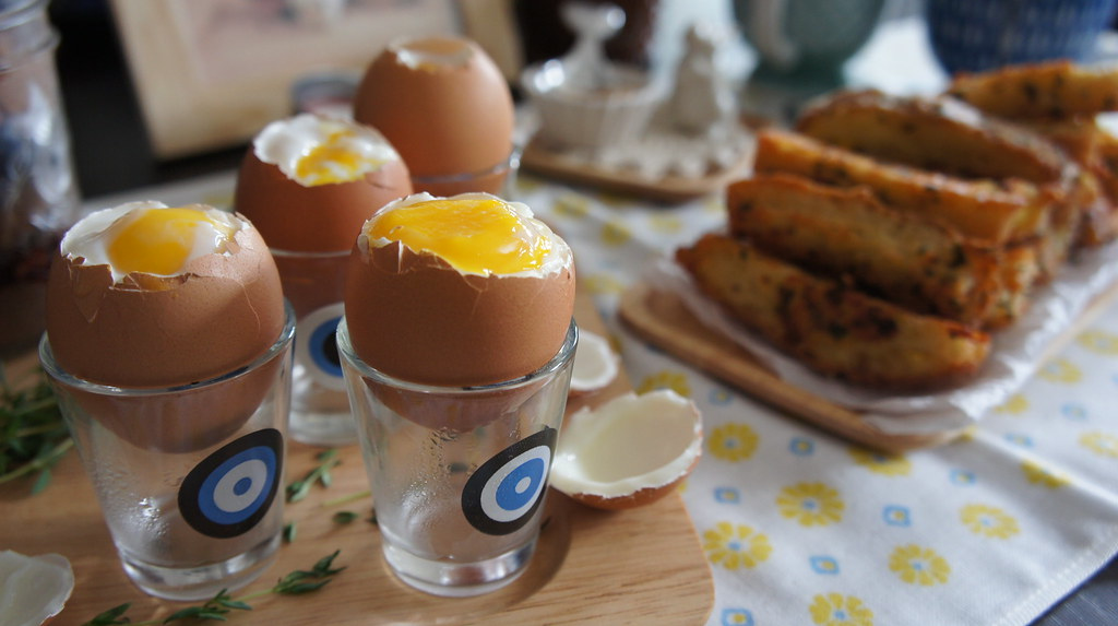 Let your own device cook your eggs in the morning