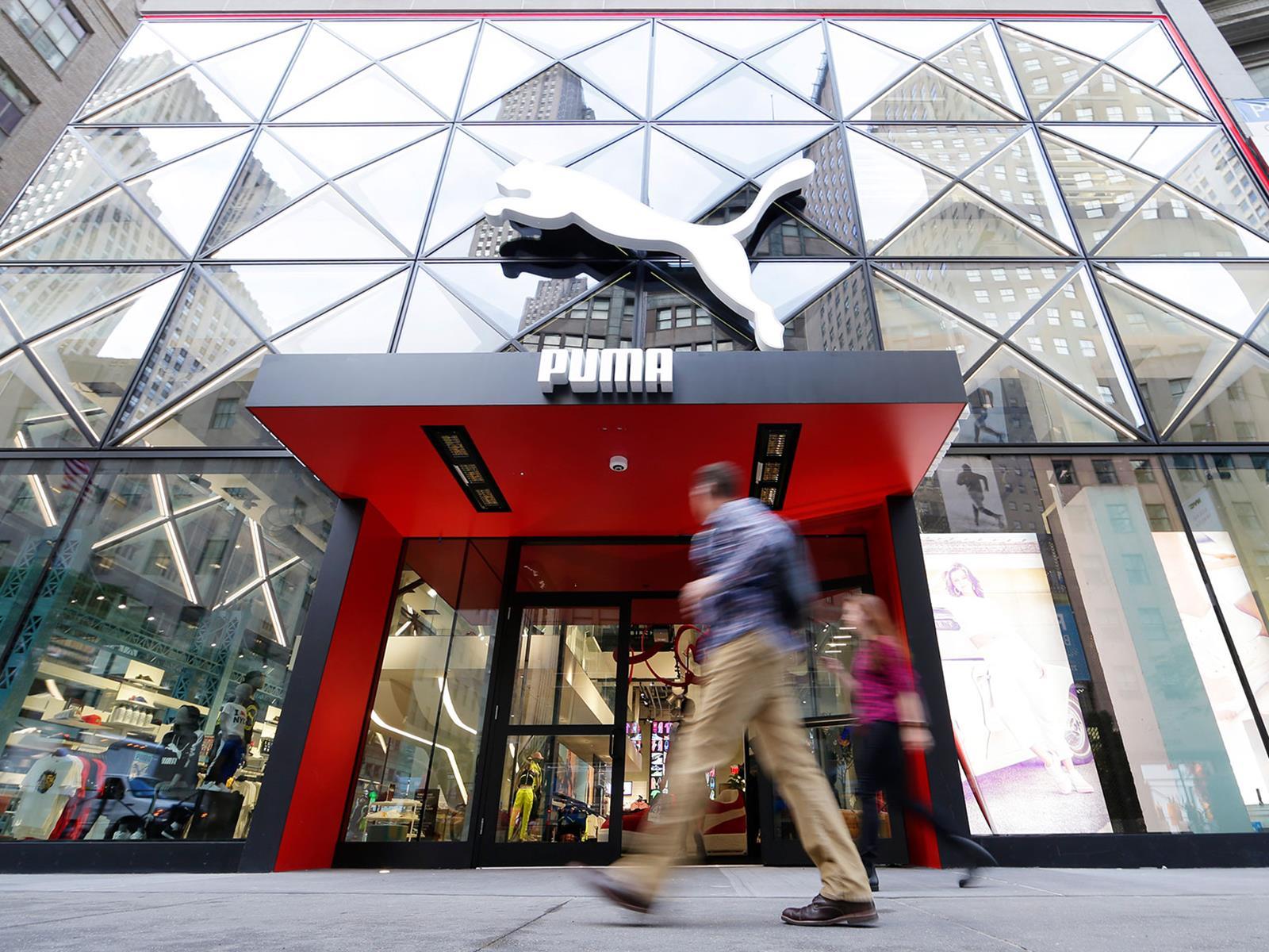 Puma New York City Store