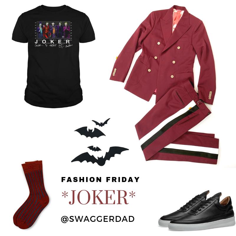 Fashion Friday @SWAGGERDAD