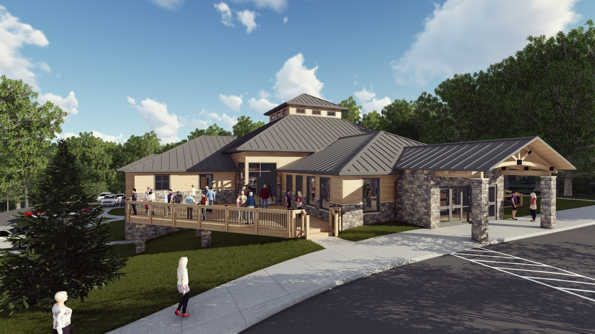 Check out our new building plans! -