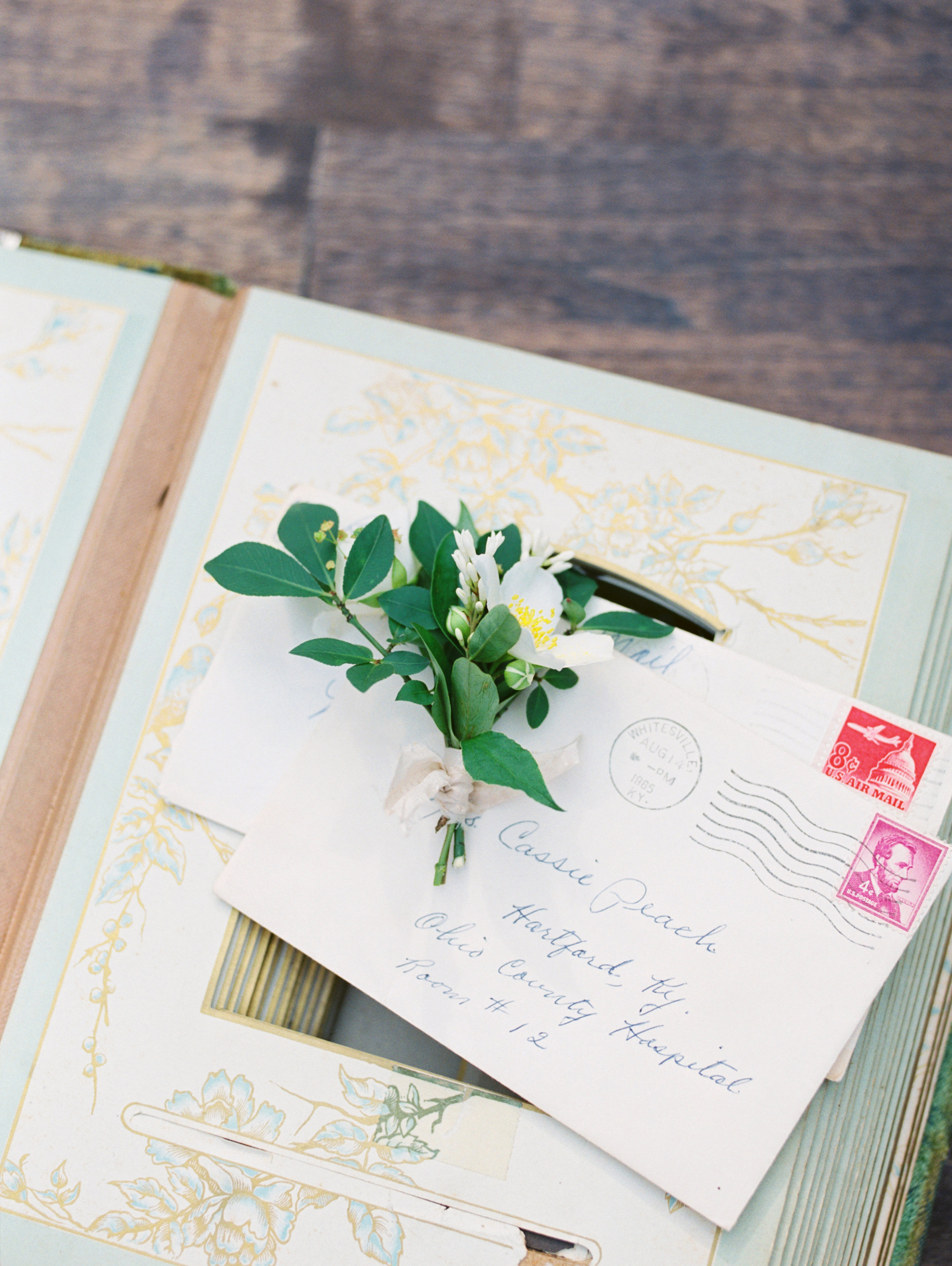 Love Letters Styled Shoot at 20 West