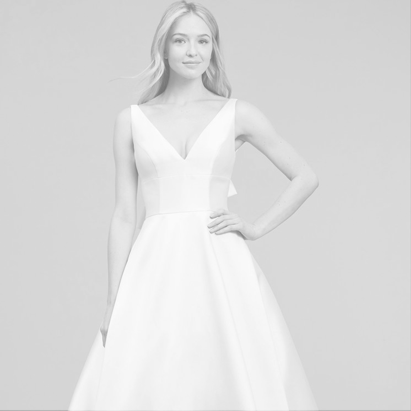 Blue Willow by Anne Barge - With the same refined elegance as her couture collection, Blue Willow is for the bride who loves soft femininity and chic simplicity. the price tag is often a fabulous surprise!starting at $2,000