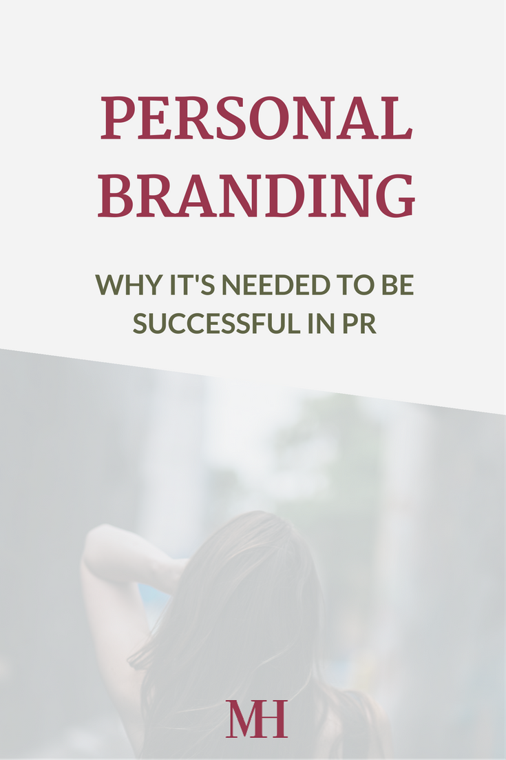 Personal Branding and Public Relations
