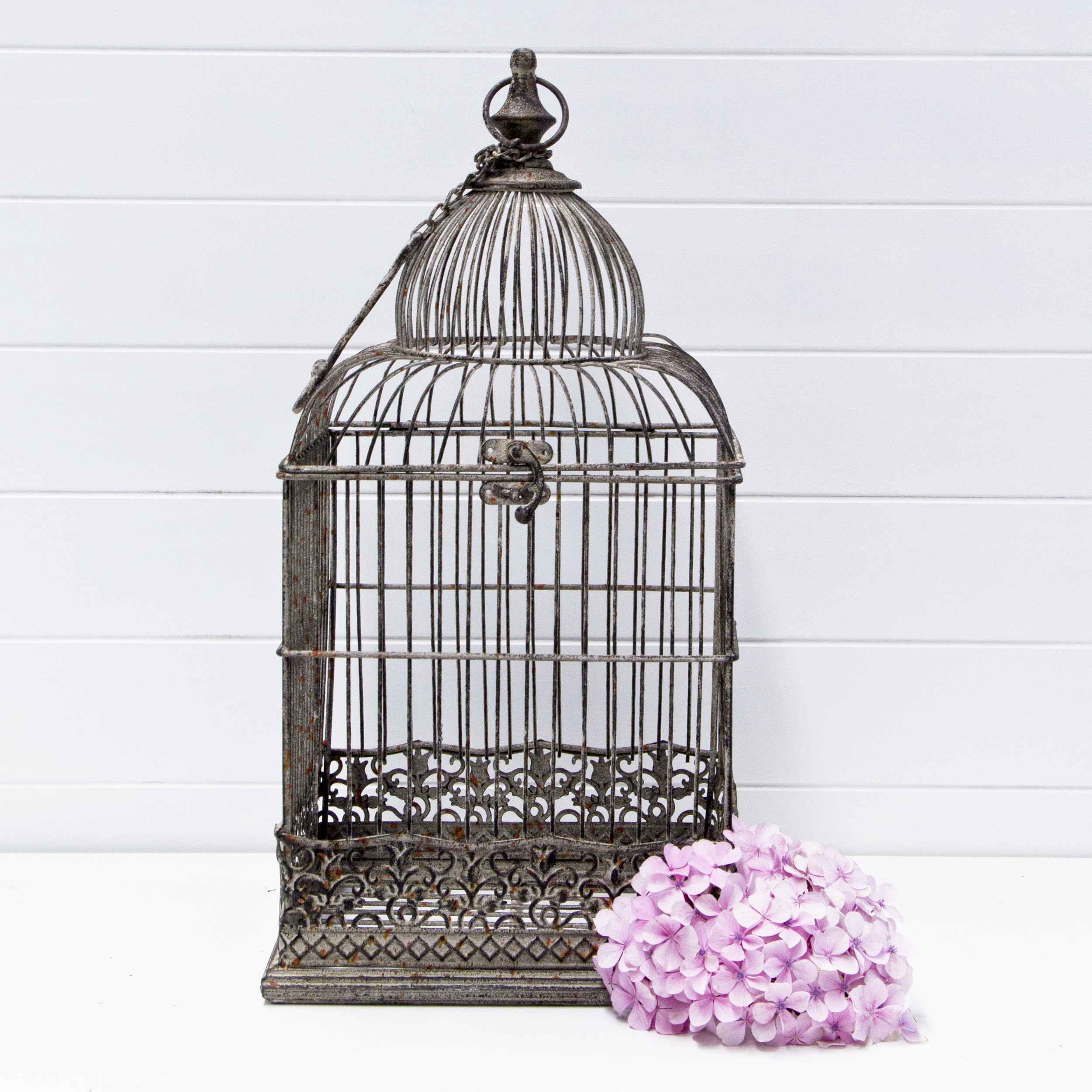 Small French Birdcage