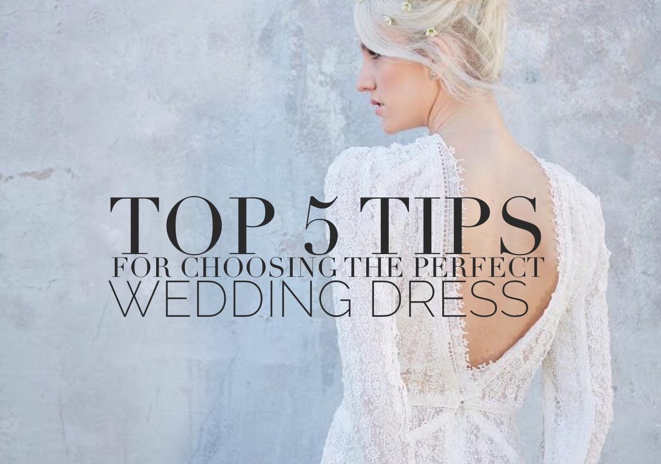 top-5-tips-choosing-the-perfect-wedding-dress