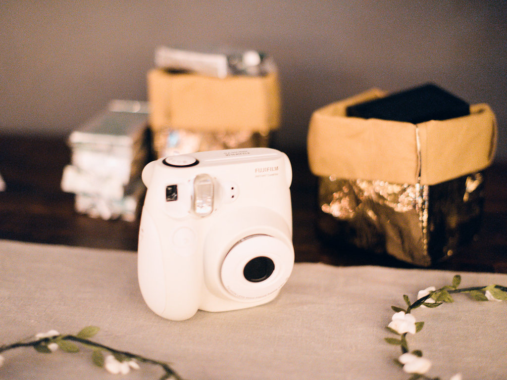 Hampton Event Hire - Wedding and Event Hire | Polaroid Camera Guestbook at Osteria Casuarina | Captured by Byron Loves Fawn Photography