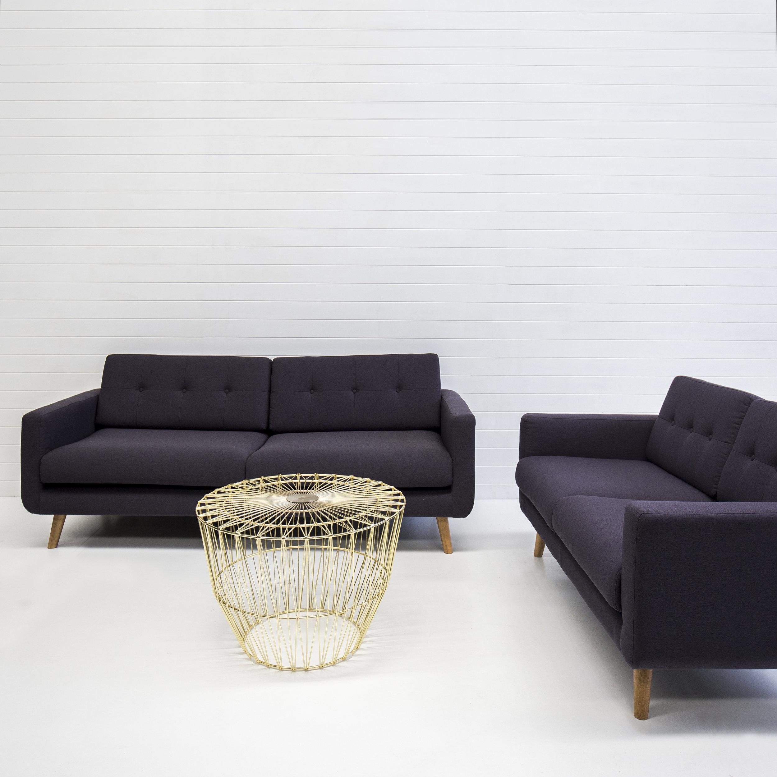 Black Sofa Package