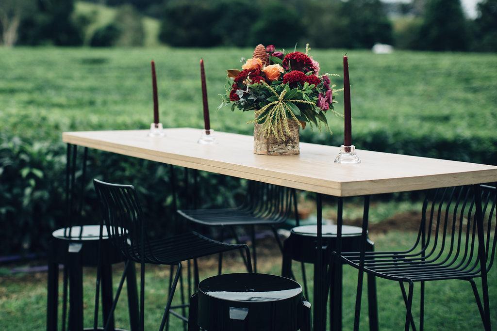 Tweed Coast Hinterland Wedding | Hampton Event Hire - Wedding & Event Hire | www.hamptoneventhire.com | Photo by Figtree Pictures