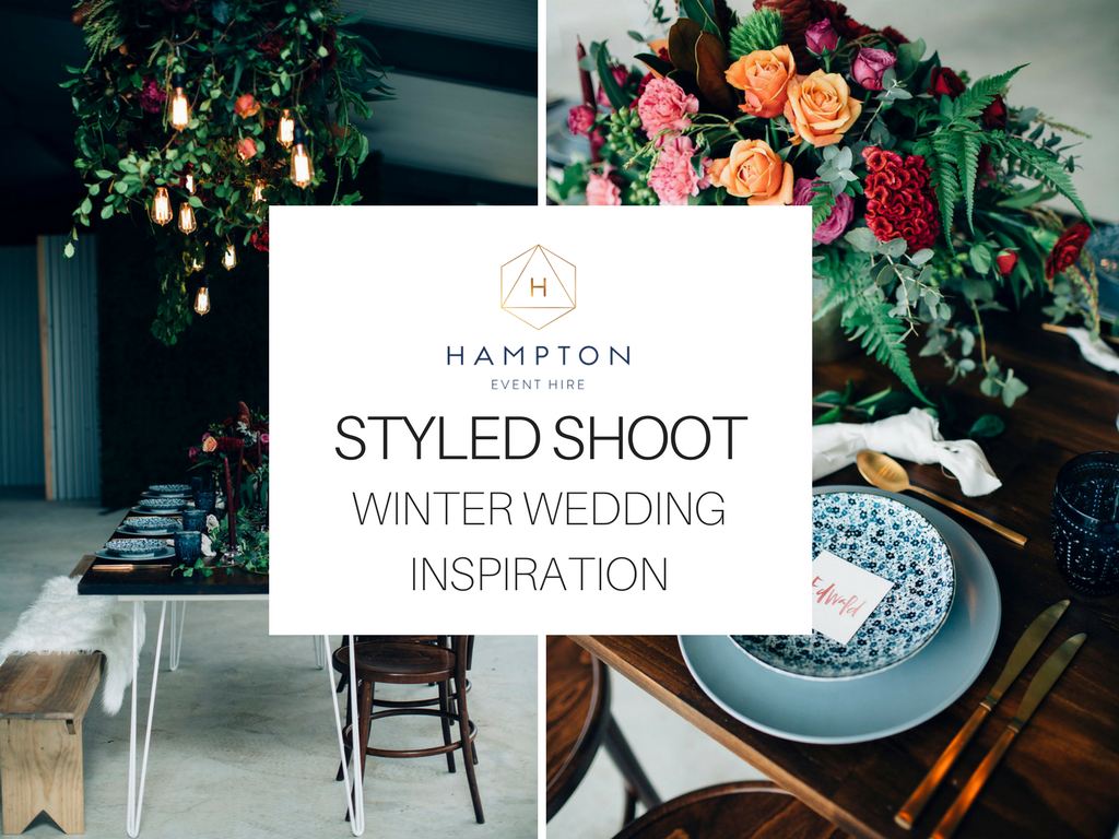 Winter Wedding Inspiration - Tweed Coast | Hampton Event Hire - Wedding & Event Hire | www.hamptoneventhire.com | Photo by Figtree Pictures