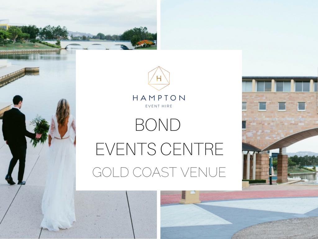 Bond Events Centre - Gold Coast Wedding and Event Venue   Hampton Event Hire - www.hamptoneventhire.com   Photo by Camilla Kirk Photography