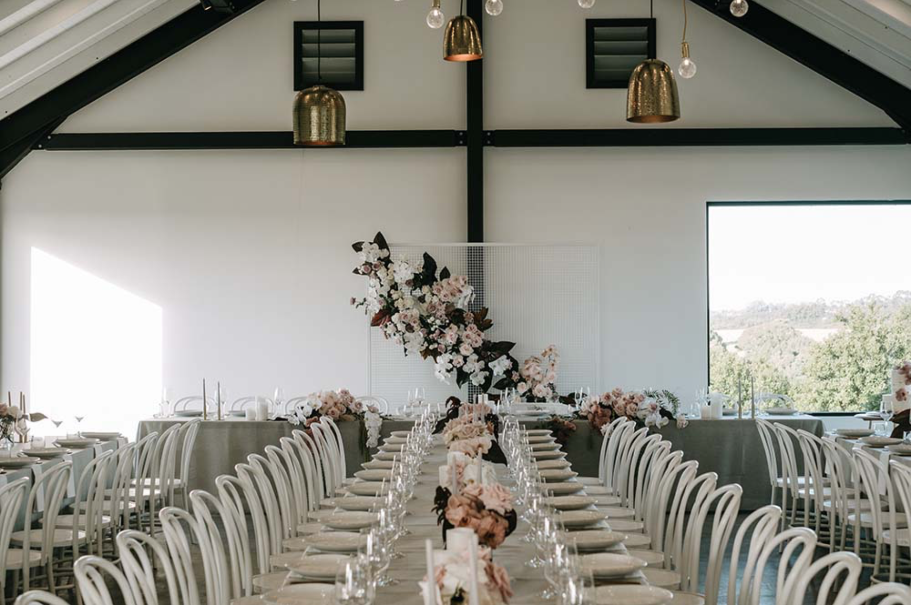 Styled by  The Events Lounge  / Photo by  Lucas and Co Photography