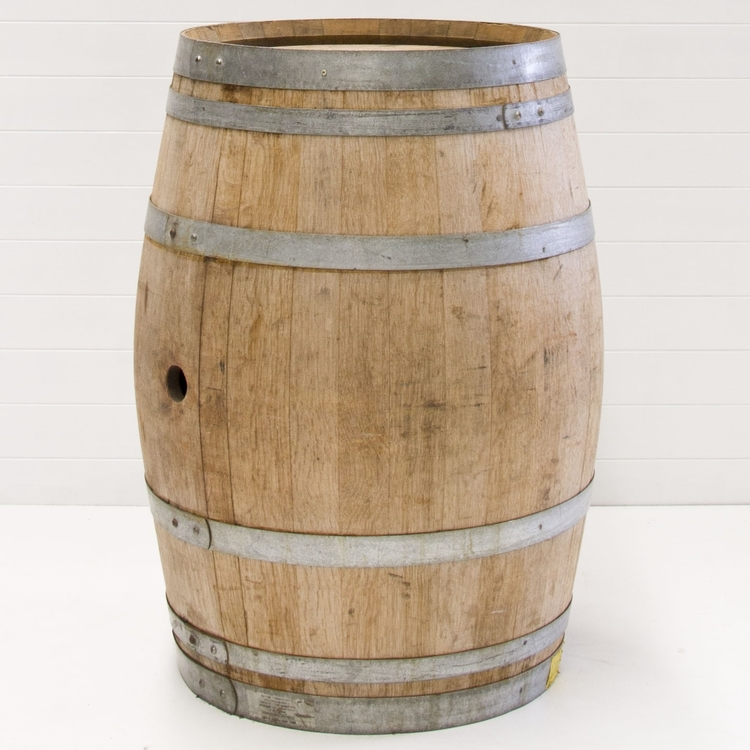 WINE BARREL DRY BAR
