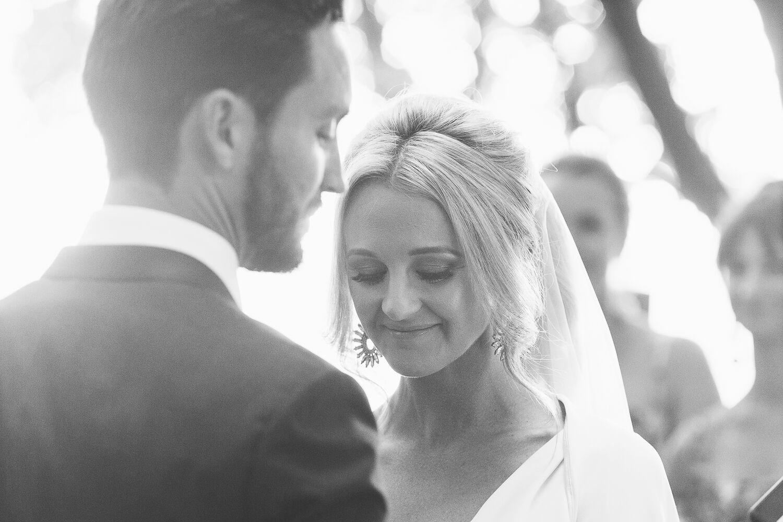 The Farm Byron Bay Wedding | Hampton Event Hire | Photo by Kate Holmes | Veil