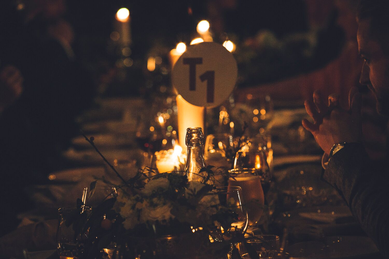 The Farm Byron Bay Wedding | Hampton Event Hire | Photo by Kate Holmes | Tablescape