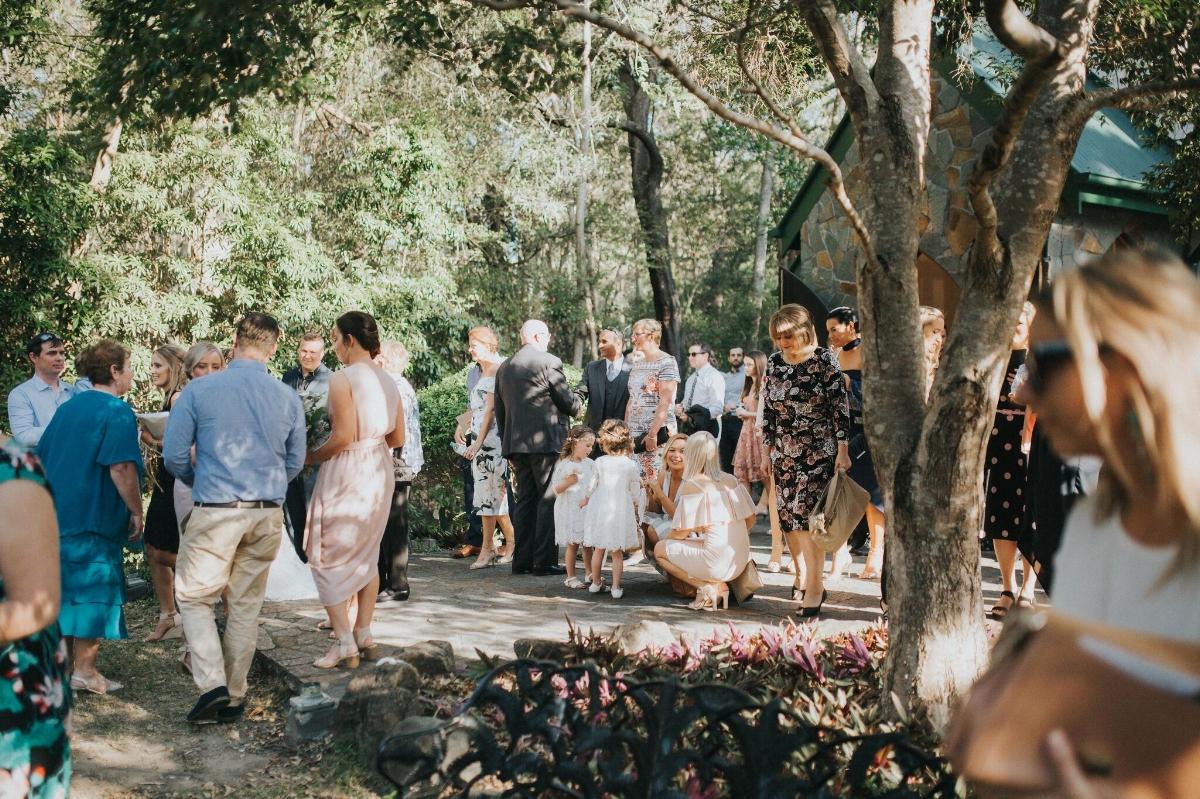Melissa and Adam Coolibah Downs Wedding | Hampton Event Hire | Photo by White Fox Studios | canapés