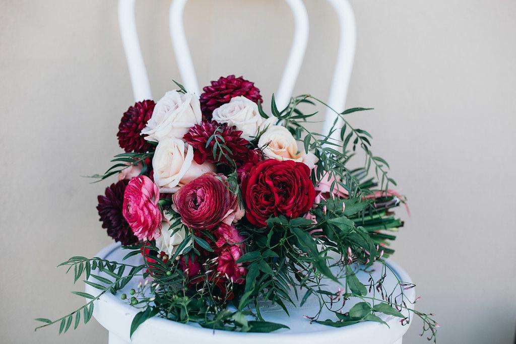 Real Wedding - Carmen and Nick | Gold Coast wedding venue | Hampton event hire | bouquet