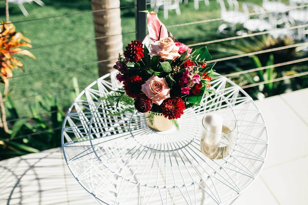 Real Wedding - Carmen and Nick | Gold Coast wedding venue | Hampton event hire | Coffee table