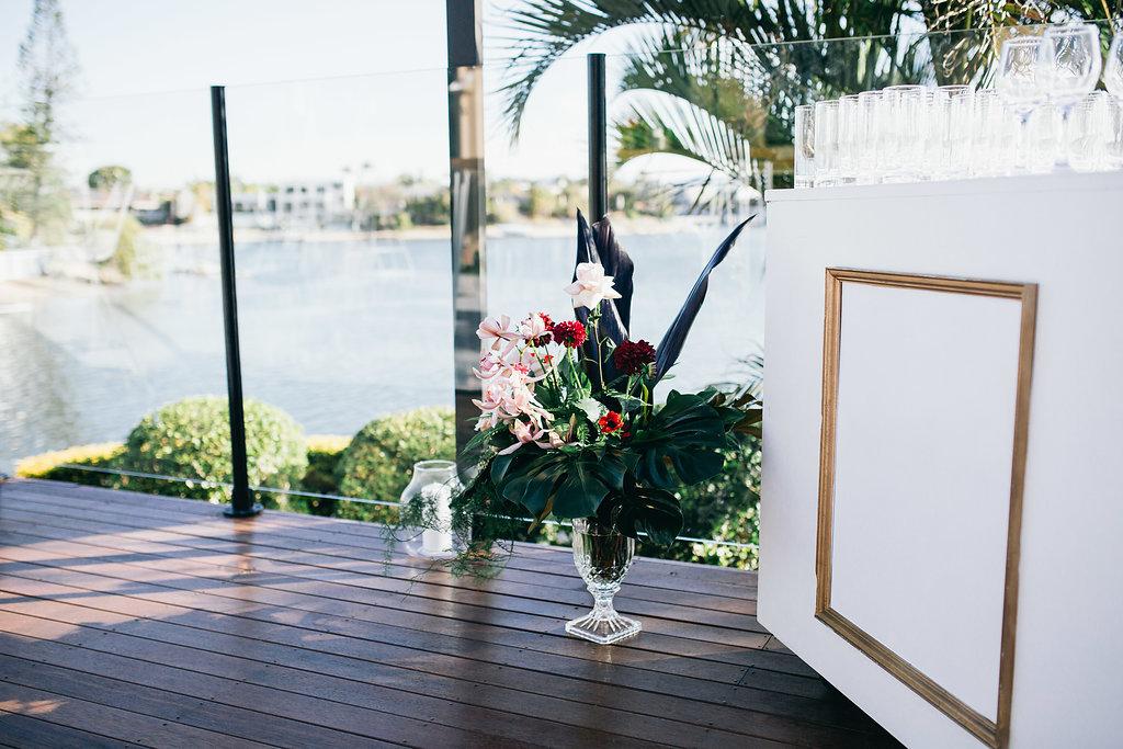 Real Wedding - Carmen and Nick | Gold Coast wedding venue | Hampton event hire | Bar