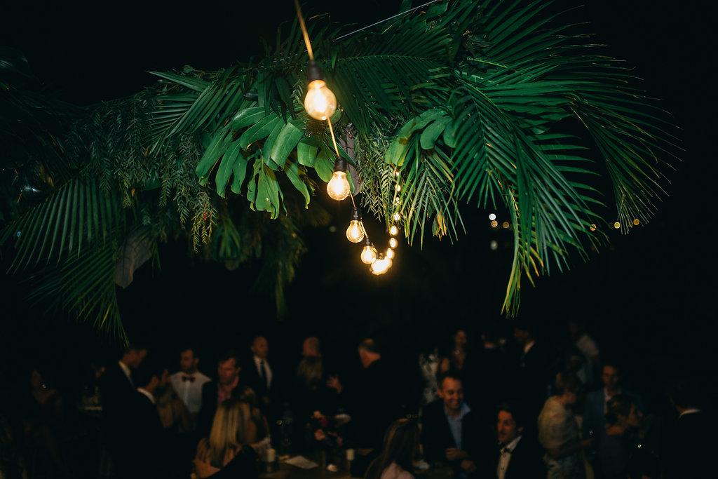 Real Wedding - Carmen and Nick | Gold Coast wedding venue | Hampton event hire | Foliage installation