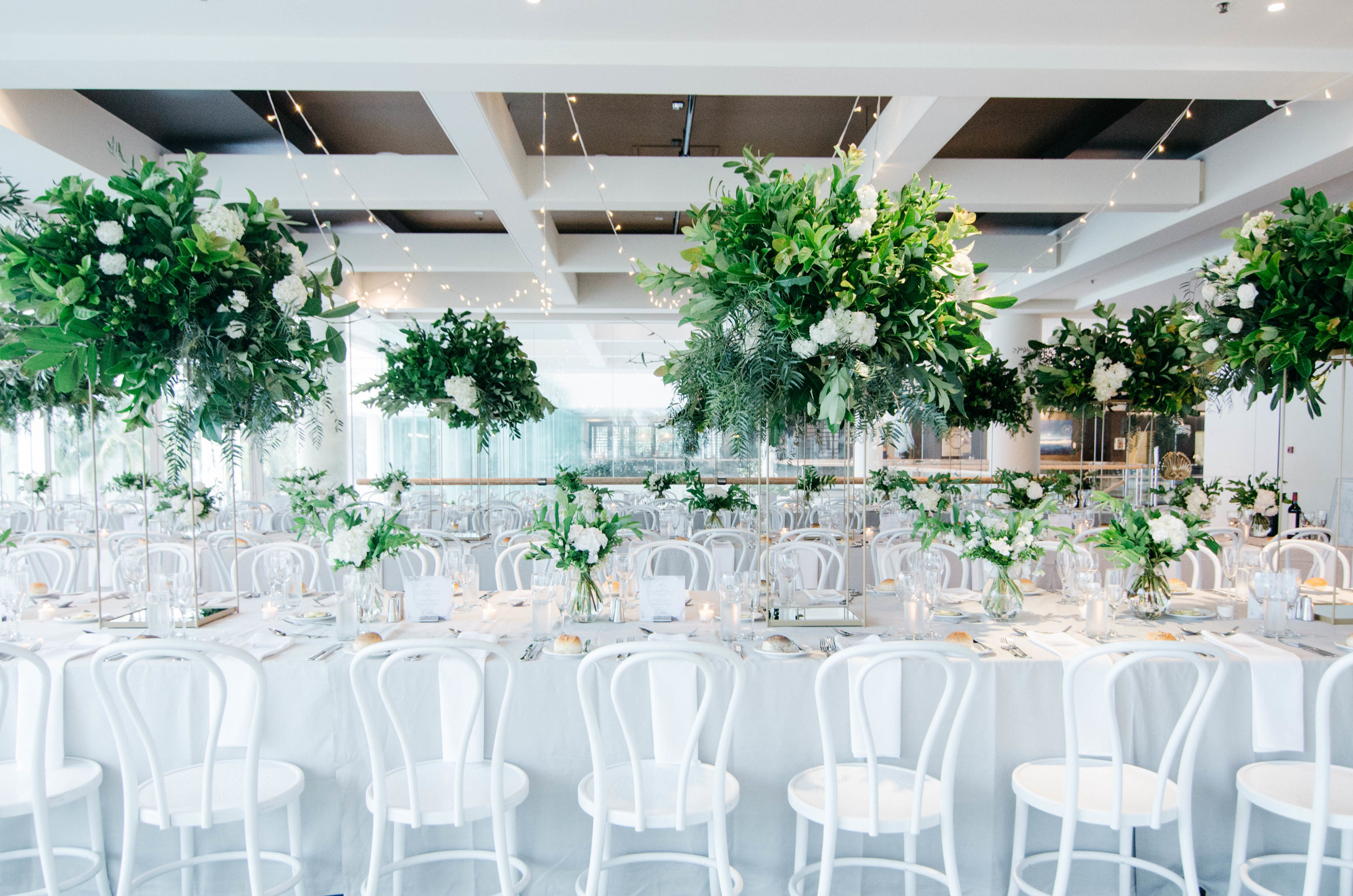 How to transform a function room for your wedding, with Hampton Event Hire