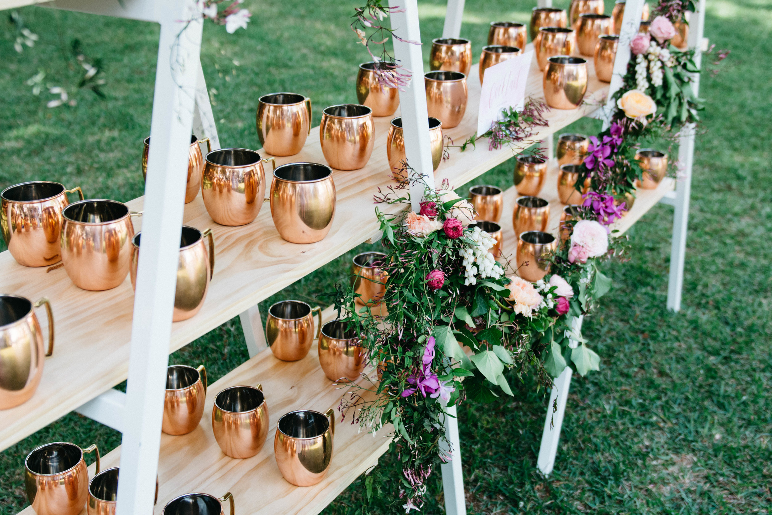 5 creative backdrop ideas for your wedding, with Hampton Event Hire