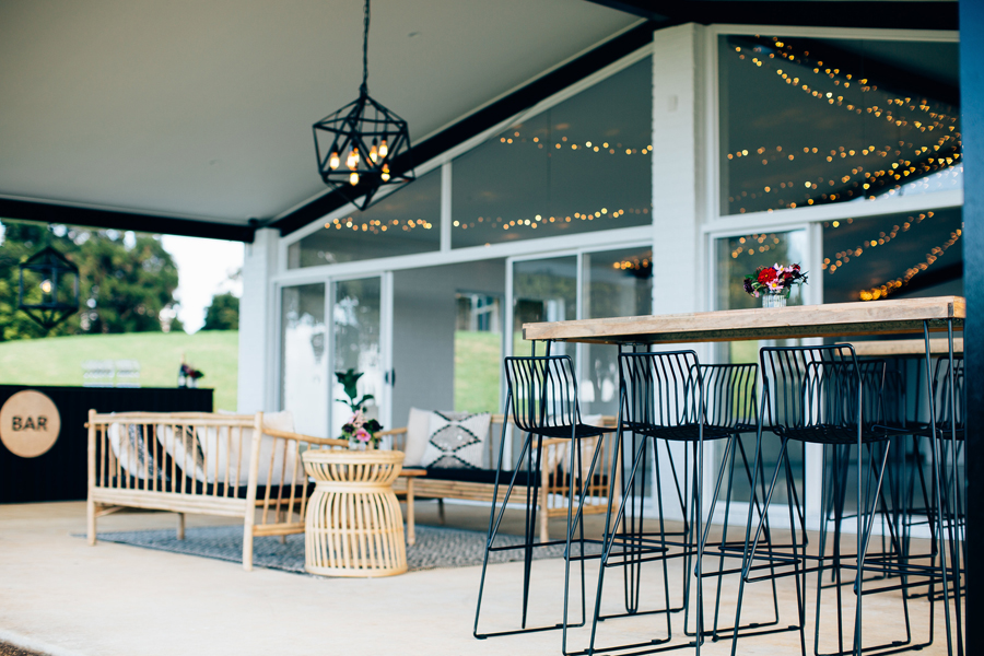 When to hire furniture for your wedding - a 12 month timeline, with Hampton Event Hire