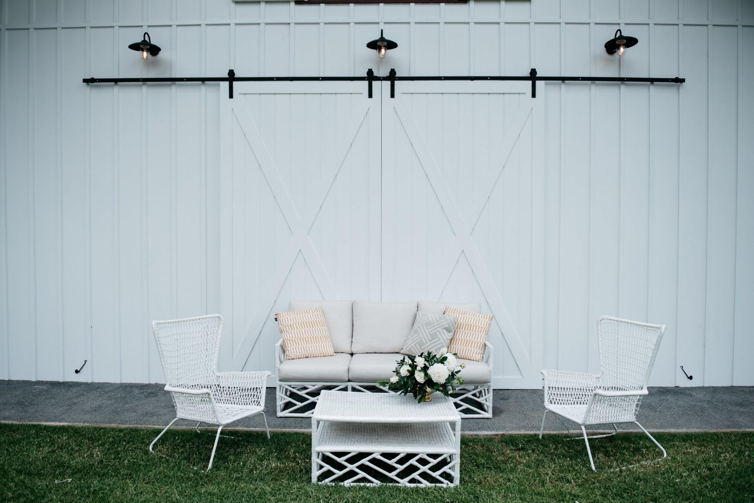 Real Wedding at Summergrove Estate Barn, Hampton Event Hire Blog, Lounge Furniture