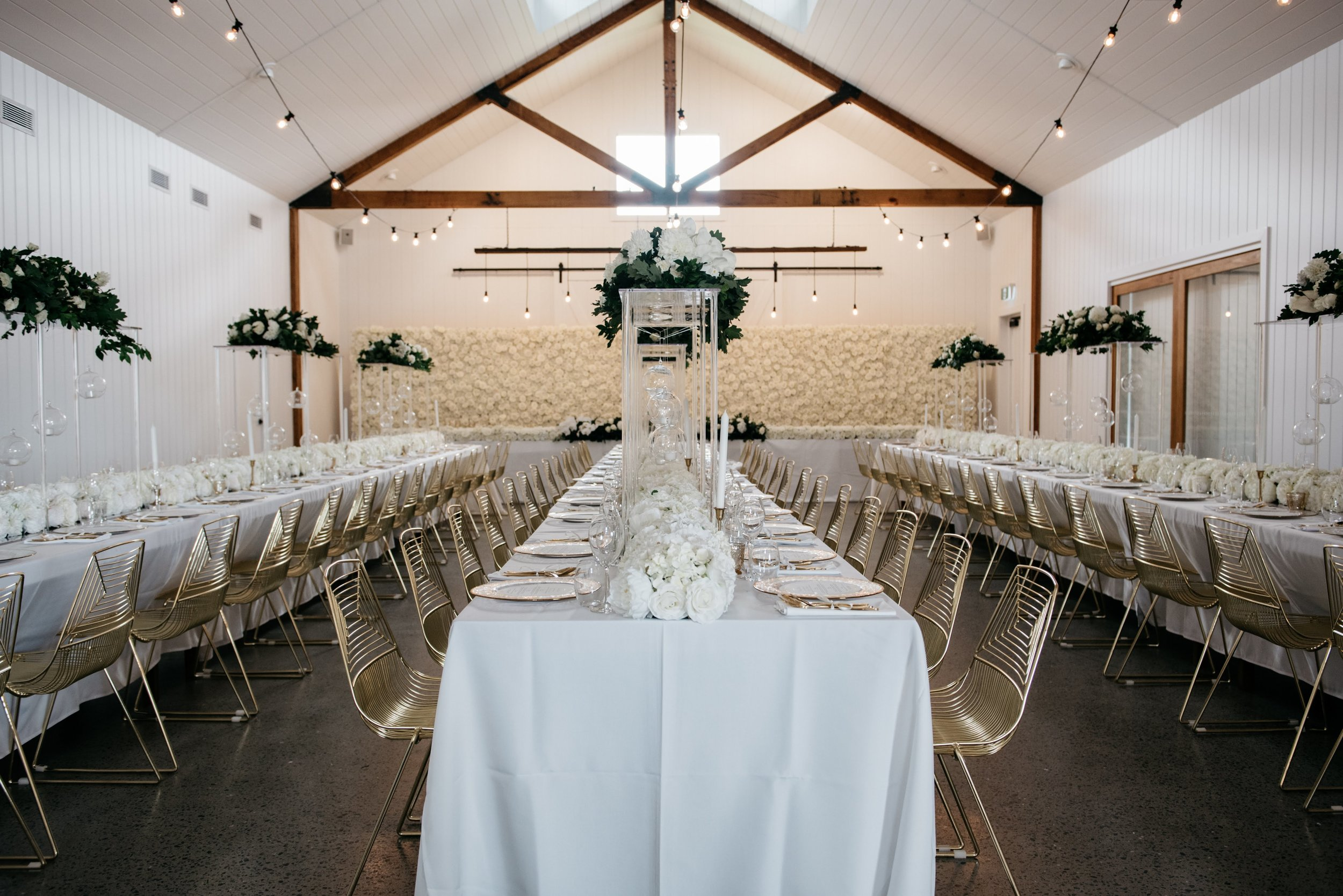 Real Wedding Reception at Summergrove Estate Barn, Hampton Event Hire Blog