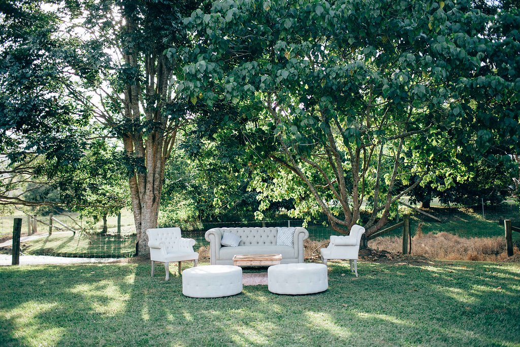 Elegant Neutral Wedding Styling Inspiration | Image via Figtree Pictures
