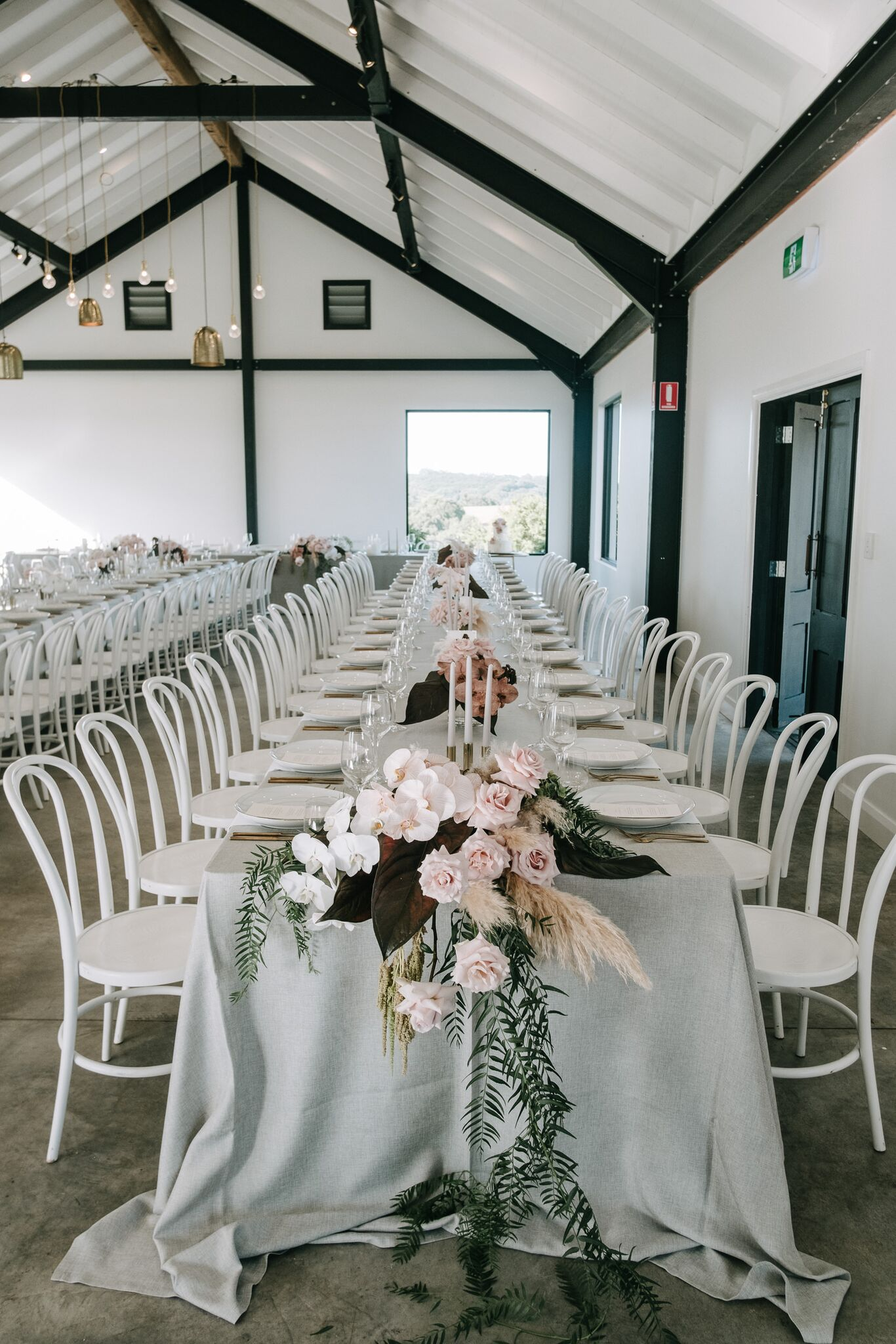 Wedding Furniture Hire Checklist - Image via Lucas and Co Photography Styled by The Events Lounge