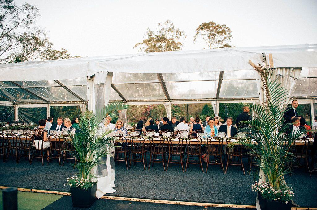 Wedding Furniture Hire Checklist - Image via  Figtree Wedding Photography