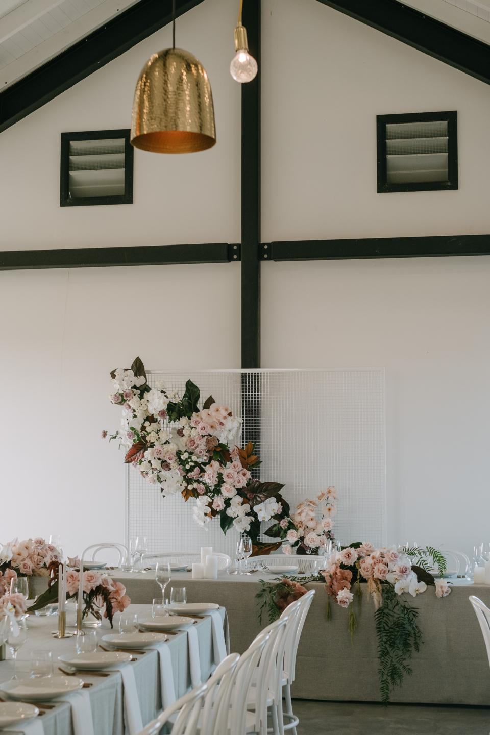 Wedding Decoration and Prop Hire Checklist - Image via Lucas and Co Photography