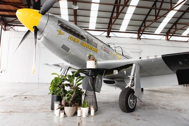 Archerfield Jet Base Brisbane | Image via Lyndal Charmichael